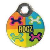 ID pločica ROZG Instant, 27mm, s uzorkom Hound dog