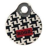 ID pločica ROZG Instant, 34mm, s uzorkom Hound dog