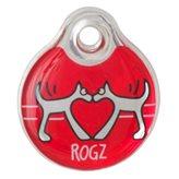 ID pločica ROZG Instant, 34mm, s uzorkom Red heart