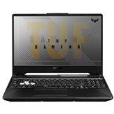 """Prijenosno računalo ASUS TUF FA506II-HN163T / Ryzen 5 4600H, 16GB, 512GB SSD, GeForce GTX 1650Ti 4GB, 15,6"""" IPS FHD, Windows 10, sivo"""