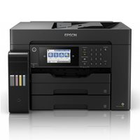 Multifunkcijski uređaj EPSON ITS L15160, printer/scanner/copy/fax, Eco Tank, 4800 dpi, USB, LAN, WiFi