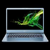 "Prijenosno računalo ACER Swift 3 NX.HFEEX.005 / Ryzen 5 3500U, 8GB, 256GB SSD, Radeon Vega 8, 14"" IPS FHD, FreeDOS, plavo"