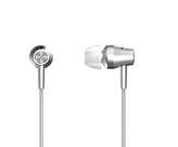 Slušalice GENIUS HS-M360, in-ear, srebrne