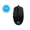 Miš LOGITECH G203 Prodigy, Gaming, optički, 6000dpi, crni, USB
