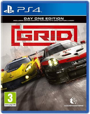 Igra za SONY PlayStation 4, Grid Day One Edition