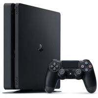 Igraća konzola SONY PlayStation 4, 500GB, F Chassis, crna + Marvel's Spiderman + Ratchet and Clank