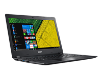"Prijenosno Računalo ACER Aspire 1 NX.SHXEX.013 / DualCore N3350, 4GB, 64GB, HD Graphics, 14"" LED HD, Windows 10, Crni - DEMO"