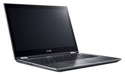 "Prijenosno Računalo ACER Spin 3 NX.GUWEX.009 / Core I3 7020U, 8GB, 256GB SSD, HD Graphics, 14"" LED Touch FHD, Windows 10, Sivo - DEMO"