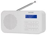 Radio prijemnik DENVER DAB-42, bijeli