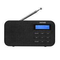 Radio prijemnik DENVER DAB-42, crni