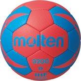 Rukometna lopta MOLTEN H1X3200 vel.0, sint. Koža, crveno/plava