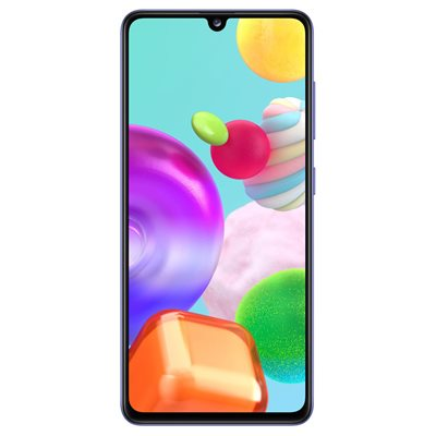 "Smartphone SAMSUNG Galaxy A41 A415F, 6.1"", 4GB, 64GB, Android 10, plavi"