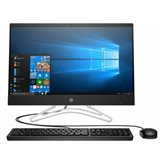 "Računalo AiO HP 24-f0047ny 8UJ03EA / Core i5 9400T, 8GB, 512GB SSD, HD Graphics, 24"" LED FHD, tipkovnica, miš, Windows 10, crno"