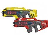 Puške JAMARA set IR, 2 komada, plava i zelena