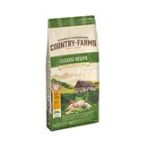 Hrana za pse COUNTRY FARMAS Classic Puppy, piletina, 12kg, za štence