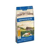 Hrana za pse COUNTRY FARMAS Monoprotein Adult, piletina, 11kg, za odrasle pse
