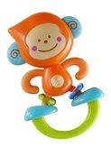 Igračka BKIDS Zvečka i grickalica  bebee majmun