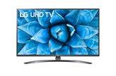 LED TV 50'' LG 50UN74003LB, Smart TV, 4K UHD, DVB-T2/C/S2, HDMI, Wi-Fi, USB, energetska klasa A