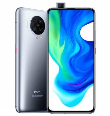 """Smartphone XIAOMI Poco F2 Pro, 6.67"""", 6GB, 128GB, Android 10, sivi"""