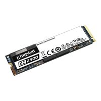 SSD 500 GB KINGSTON KC2500, M.2/NVMe, 2280, maks 3500/2500 MB/s