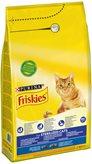 Hrana za mačke PURINA Friskies Sterilised, 1,5kg, za odrasle sterilizirane mačke