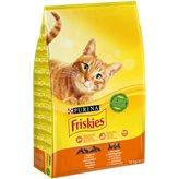 Hrana za mačke PURINA Friskies, piletina, 1,5kg, za odrasle mačke