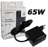Punjač za notebook LC POWER LC65NB-PRO-C, USB-C, 65W, univerzalni