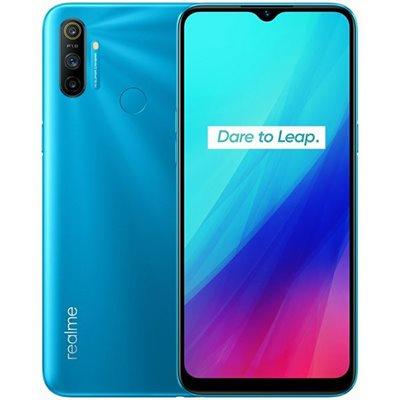 """Smartphone REALME C3, 6,55"""", 3GB, 64GB, Android 10, plavi"""