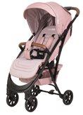 Dječja kolica FREEON, Lux Premium, roz/siva