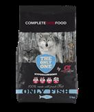 Hrana za pse ALPHA SPIRIT The Only One Wild Fish, 3kg, za osjetljive odrasle pse