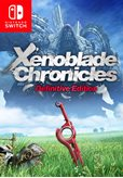 Igra za NINTENDO Switch, Xenoblade Chronicles Definitive Edition