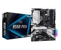 Matična ploča ASROCK B550 Pro4, AMD B550, ATX, s. AM4