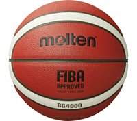 Košarkaška lopta MOLTEN B7G4000, sintetička koža, vel.7, FIBA