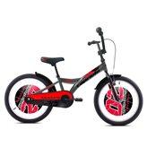 Dječji bicikl CAPRIOLO Mustang, kotači 20˝, sivo/crveni