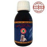 Lososovo ulje za pse FISH4DOGS Salmon Oil, 0,1kg, za sve pse
