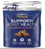 PoslasticA za pse FISH4DOGS Joint Helath Salmon Morsels, 0,225kg, za sve pse