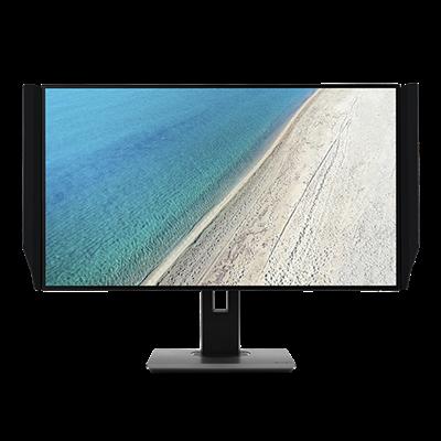 "Monitor 31,5"" ACER ProDesigner PE320QK, 4K UHD, IPS, 4ms, 350cd/m2, 100.000.000:1, zvučnici, pivot, crni"