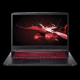"Prijenosno računalo ACER Nitro 5  NH.Q9BEX.004 / Core i7 9750H, 16GB, 1000GB SSD, GeForce RTX 2060 6GB, 17.3"" 144Hz IPS FHD, FreeDOS, crno"