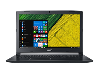 "Prijenosno računalo ACER Aspire 5 NX.H9GEX.00C / Core i3 7020U, 8GB, 256GB SSD, GeForce MX130, 17.3"" FHD, Windows 10, crno"