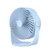 Stolni ventilator ORICO WT-S1, baterija, USB, plavi