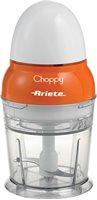 Sjeckalica ARIETE CHOPPY 1836, 160W, 250 ml, bijelo-narančasta