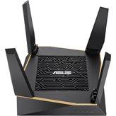 Wireless router ASUS RT-AX92U, AX 6100 Tri-Band, Wan 1-port, LAN 4-port, bežični