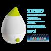 Ovlaživač zraka LAICA HI3012, ultrazvučni, 1,3 l, 7 boja svjetla, bijeli