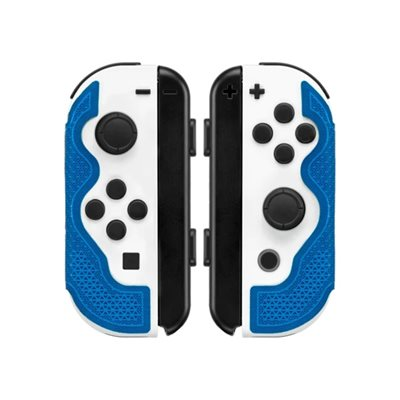Dodatak za kontroler NINTENDO Switch Joy-Con, LIZARD SKINS controller grip, plavi