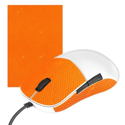 Dodatak za miš LIZARD SKINS Mousegrip, narančasti