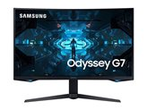 "Monitor 27"" SAMSUNG LC27G75TQSUXEN, 240Hz, 1ms, 350cd/m2, 2.500:1, zakrivljeni, crni"