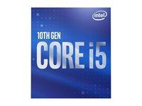 Procesor INTEL Core i5 10600K BOX, s. 1200, 4.1GHz, 12MB cache, Hexa Core
