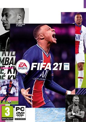 Igra za PC, FIFA 21 - Preorder