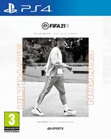 Igra za SONY PlayStation 4, FIFA 21 Ultimate Edition - Preorder