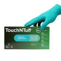 Zaštitne rukavice ANSELL TouchNTuff, nitrilne, bez pudera, veličina 8-9 (L), 100 kom